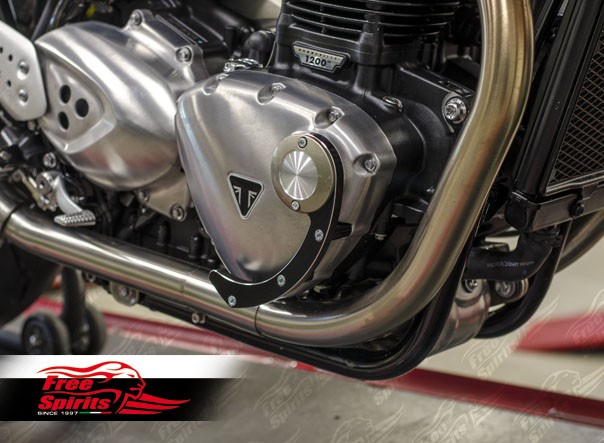 Free Spirits Engine Protection Triumph Street Twin T120 And