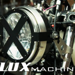 Lux Machine 3-1 Converter Headlight Shield