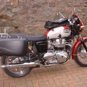 Hepco & Becker Saddlebags Triumph Bonneville