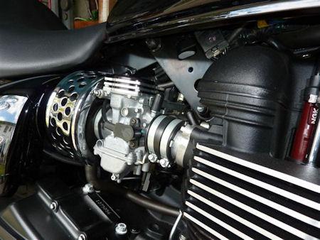 LCF Custom Carb Caps Triumph Bonneville, Thruxton, Scrambler, America and  Speedmaster