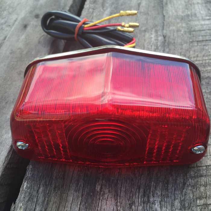 Lucas 3 LED Rear Light